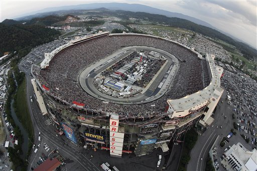 Why Bristol Motor Speedway Is the Most Difficult Track in NASCAR