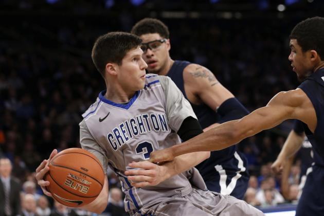 Big East Tournament 2014: TV Info, Live Stream, More for Creighton vs Providence