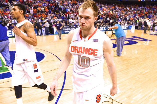 Is Syracuse Doomed to an Early NCAA Tournament Exit After Late-Season Slide?