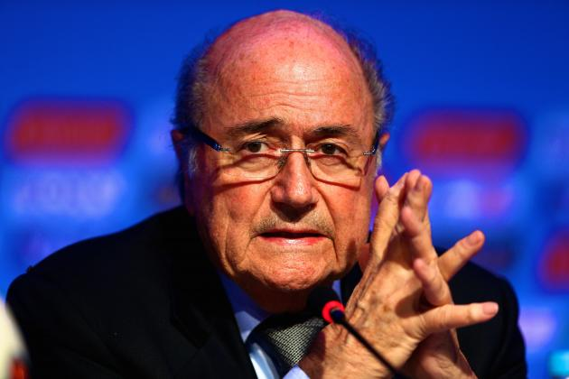 FIFA Concerned About Match-Fixing in 2014 World Cup Group Stage