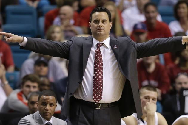 Pac-12 Tournament 2014: TV Info, Live Stream and Predictions for Arizona vs UCLA