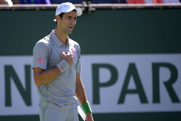 Indian Wells 2014: Novak Djokovic Needs Title to Regain His Confidence