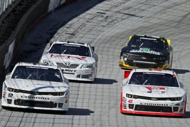 NASCAR at Bristol 2014: Start Time, Date, TV Schedule, Live Stream and More