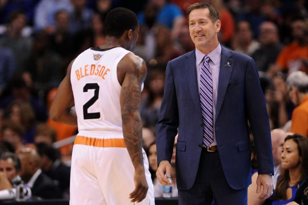 Grading Jeff Hornacek's Season for the Suns So Far