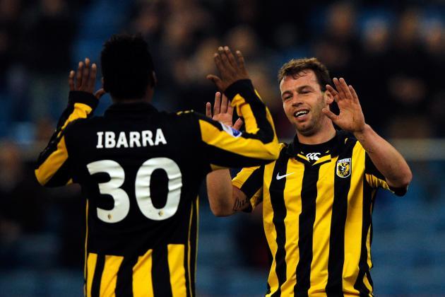 Swansea Eyeing Up Vitesse Arnhem Winger Renato Ibarra