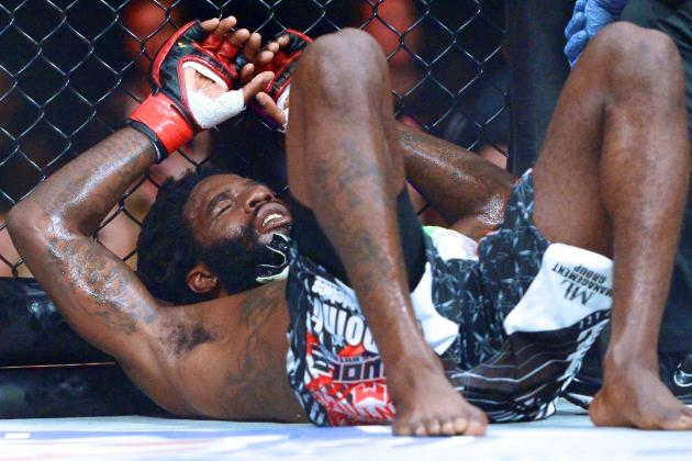 Bellator 112: Results and Recaps from Daniel Straus vs. Pat Curran 3