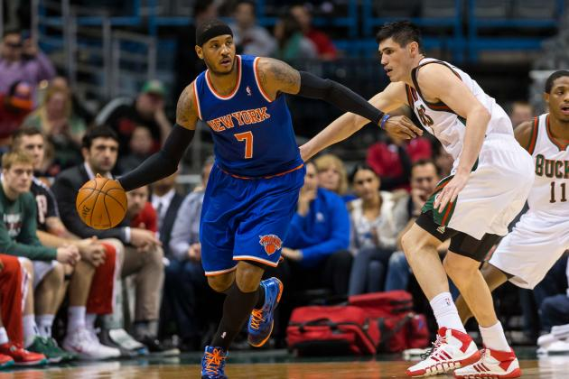 Milwaukee Bucks vs. New York Knicks: Live Score and Analysis