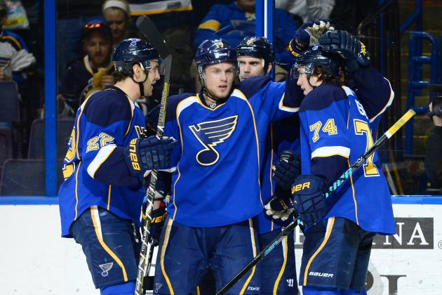 Why the St. Louis Blues Have All the Right Ingredients for a Stanley Cup Run