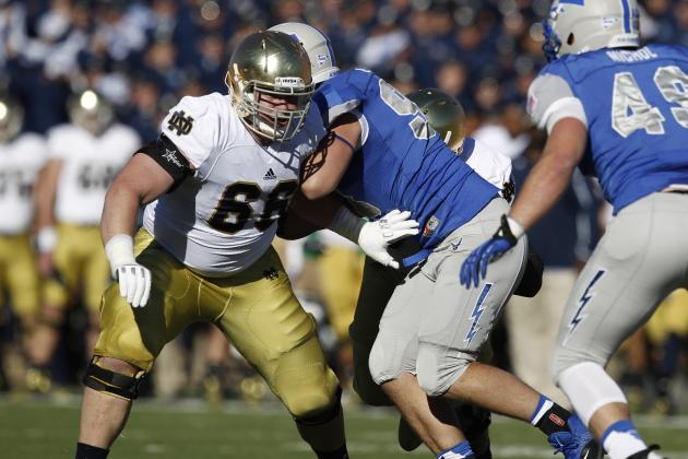 Chris Watt NFL Draft 2014: Highlights, Scouting Report for San Diego Chargers LG