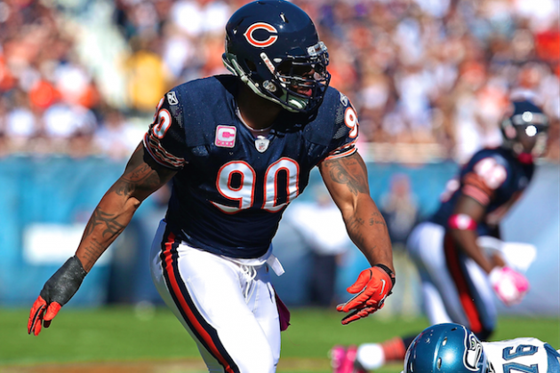 Julius Peppers Signing Means No More Excuses for Packers Defense