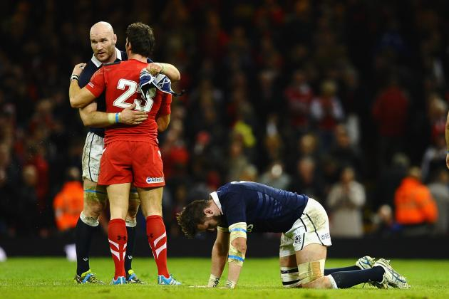 Wales vs. Scotland: Score and Video Highlights for Six Nations 2014