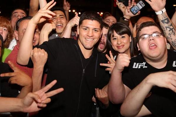 Don't Be Surprised If UFC Books Nick Diaz vs. Hendricks-Lawler Winner