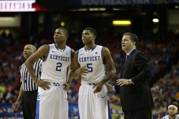 Selection Sunday 2014: Predicting Most Shocking Seeds in NCAA Tournament
