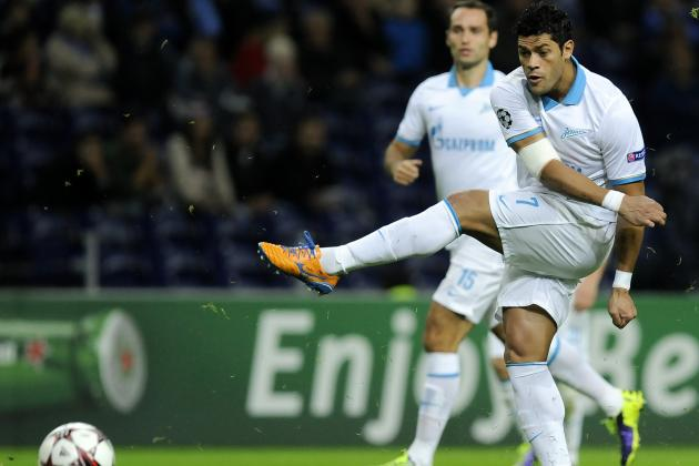 Chelsea Transfer News: Hulk a Perfect Transfer Fit for Blues