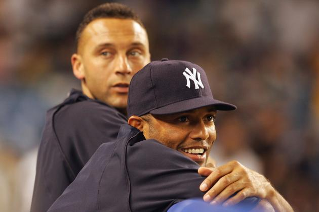 Predicting How Derek Jeter's Farewell Tour Will Compare to Mariano Rivera's
