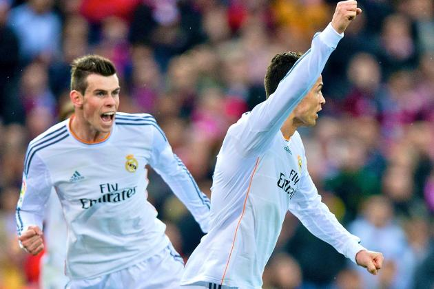 Malaga vs. Real Madrid: La Liga Live Score, Highlights, Report