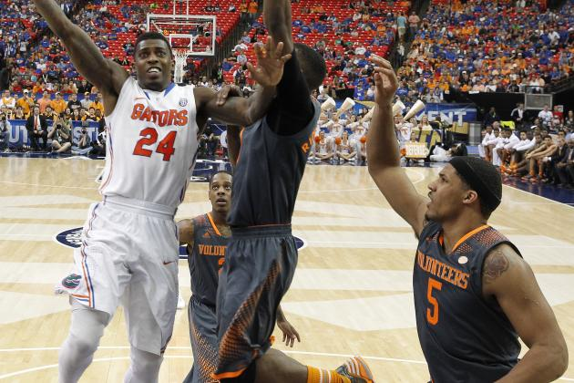 Florida vs. Tennessee: Score, Grades and Analysis from SEC Tournament 2014