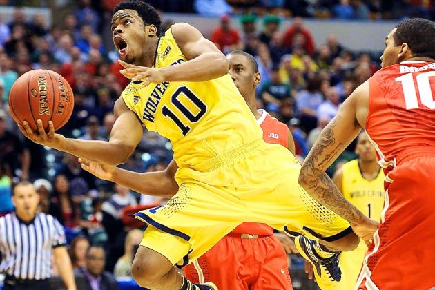 Ohio State vs. Michigan: Score, Grades and Analysis from Big Ten Tournament 2014