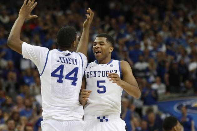 Kentucky vs. Georgia: Score, Grades and Analysis from SEC Tournament 2014