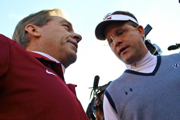 SEC Football Q&A: Pressure for Saban and Malzahn, New QBs and New Stars
