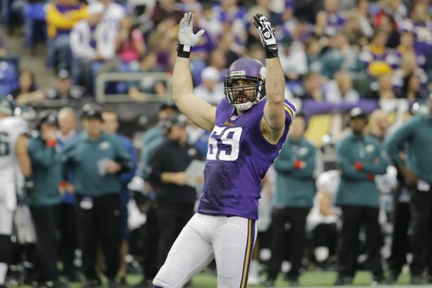 Jared Allen's Most Sensible Destinations After Most Recent Free Agency Fallout