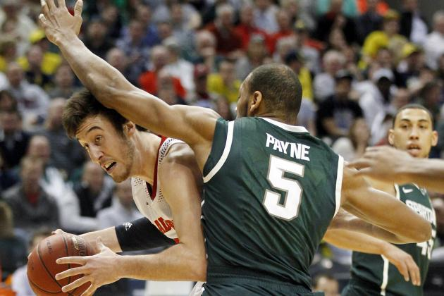 Michigan St. vs. Wisconsin: Score, Grades, Analysis from Big Ten Tournament 2014