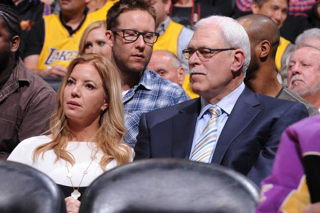 Phil Jackson Was Not Part of Jerry Buss' Final Plan for LA Lakers