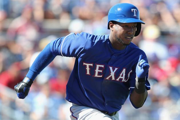 Rangers Won't Rush Jurickson Profar Back to Action