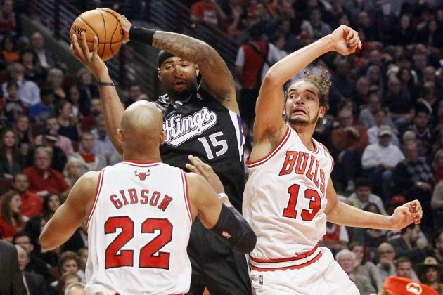 Sacramento Kings vs. Chicago Bulls: Live Score and Analysis