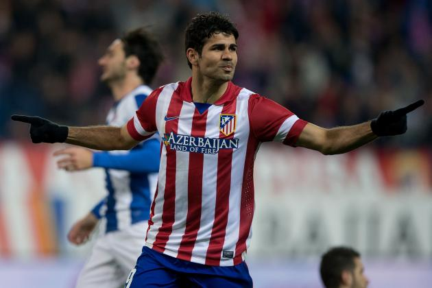 Nervy Win over Espanyol Keeps Atletico in Touch with Real