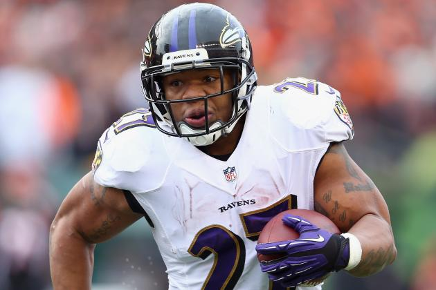 Trainer Says Ray Rice Has Lost 15 Pounds, Down to 210 Pounds