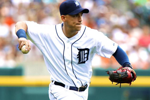 Jose Iglesias Injury: Updates on Tigers Shortstop's Leg and Return