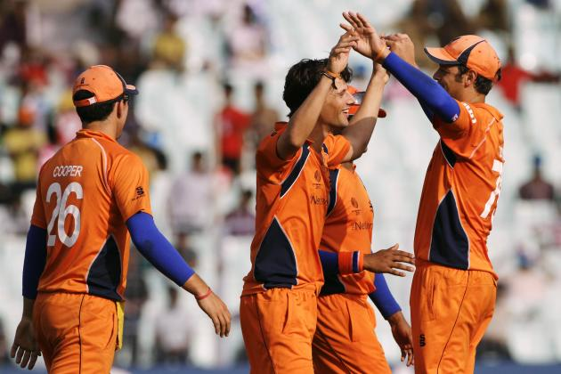 Netherlands vs. United Arab Emirates, World T20: Date, Time, TV Info and Preview