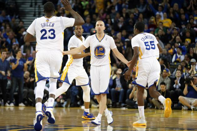 Which Golden State Warriors Bench Player Will Be Critical During Stretch Run?