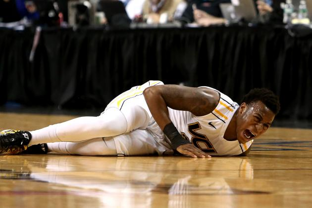 VCU's Johnson Will Miss a-10 Title Game with Knee Injury