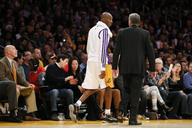 LA Lakers Must Cut Ties with Mike D'Antoni Sooner Rather Than Later