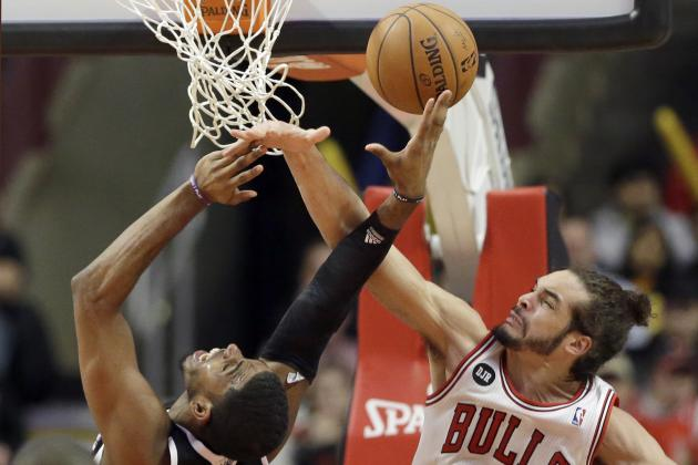 Joakim Noah Will Net Extra Half Million If He Lands All-NBA 1st Team Nod