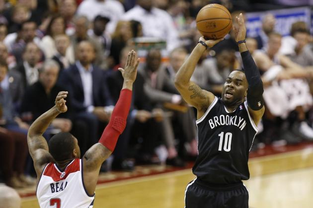 Marcus Thornton Trade Paying Big Dividends for Brooklyn Nets