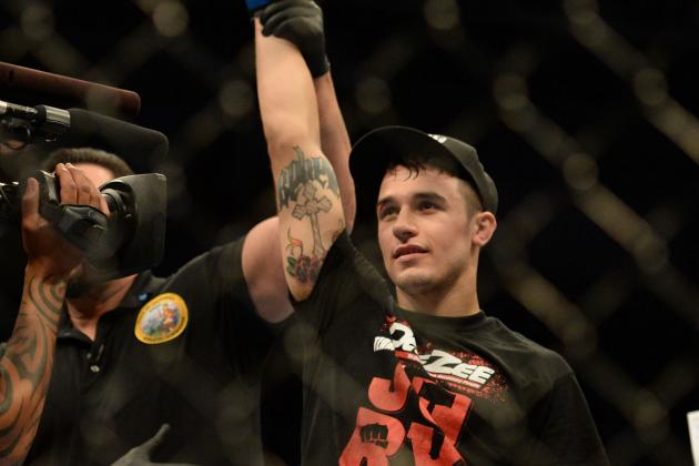 UFC 171 Results: What We Learned from Myles Jury vs. Diego Sanchez