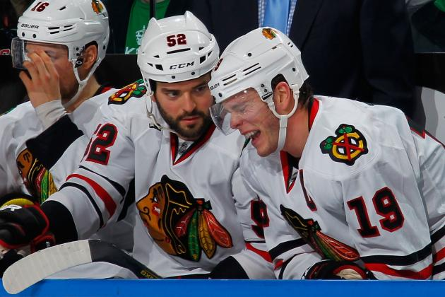 How Worried Should the Chicago Blackhawks Be About Recent Slump?