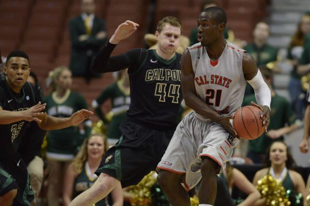 Cal Poly Dancing for 1st Time with Win over CSU Northridge