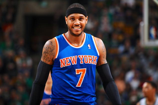 Carmelo Anthony: Signing Phil Jackson Was a Chess 'Power Move' by NY Knicks
