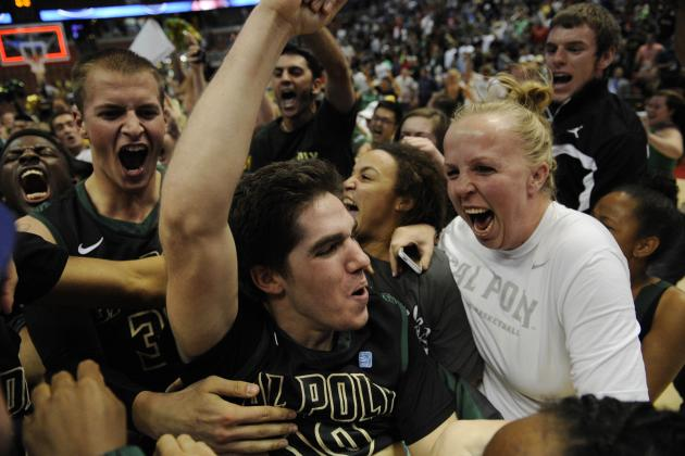 Cal Poly (13-19) Wins Big West, off to Tourney