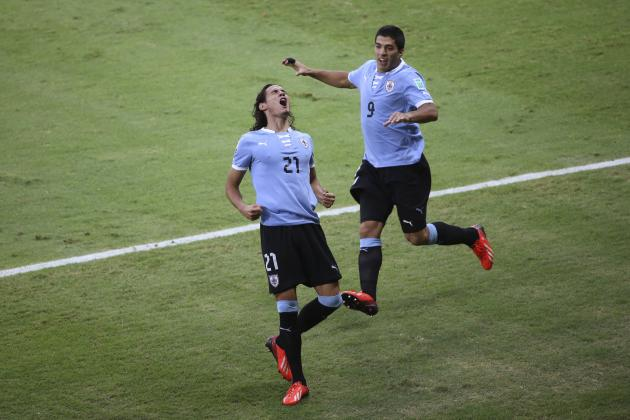 Suarez and Cavani Are Good Enough to Make Any Starting XI at the World Cup