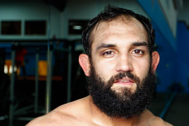 UFC Welterweight Champion Johny Hendricks Would Like to Fight GSP Again