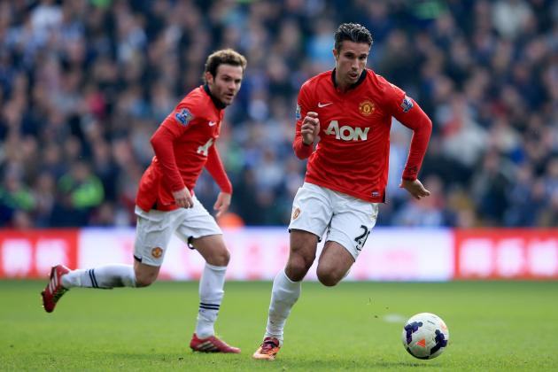 Manchester United News: Latest Comments, Media Reports and Team News
