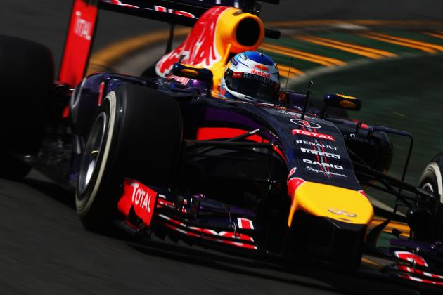Sebastian Vettel Can Be Positive Despite Early Red Bull Retirement