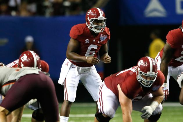Bama Opens Spring Practice in Search of QB