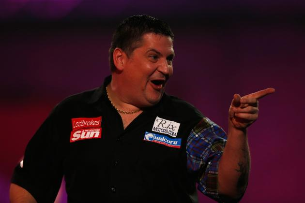 Players Championship Darts 1 2014 Results: Scores, Order of Finish and Analysis
