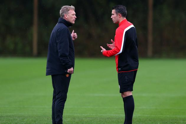 Manchester United Transfer News: Latest on Robin Van Persie, Marco Reus and More